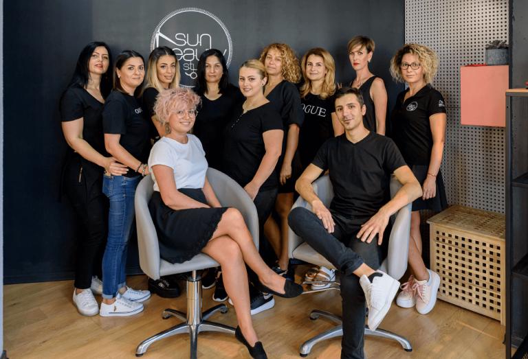 echipa sun beauty studio piata sudului
